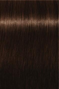 INDOLA 4.80 краситель перманентный, средний коричневый шоколадный натуральный / RED&FASHION 60 мл