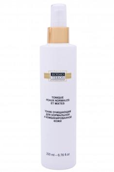 KOSMOTEROS PROFESSIONNEL Тоник очищающий для нормальной и комбинированной кожи 200 мл