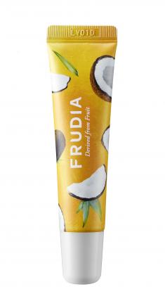 FRUDIA Крем смягчающий с кокосом для губ 10 г