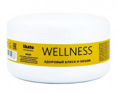 LIKATO PROFESSIONAL Маска для тонких, жирных волос / WELLNESS 250 мл