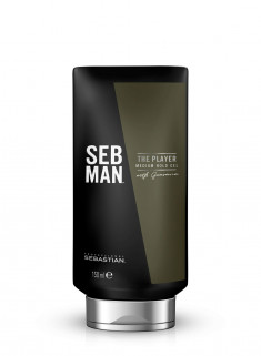 SEB MAN Гель для укладки волос средней фиксации / THE PLAYER 150 мл