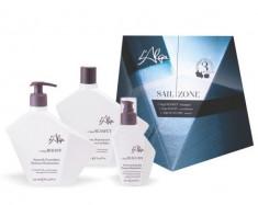L'ALGA Набор для здоровья волос и кожи головы (шампунь 250 мл, кондиционер 250 мл, сыворотка 100 мл) Sailzone kit