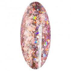 IRISK PROFESSIONAL 53 гель-лак для ногтей / Glossy Platinum 5 мл