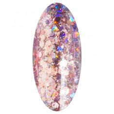 IRISK PROFESSIONAL 52 гель-лак для ногтей / Glossy Platinum 5 мл