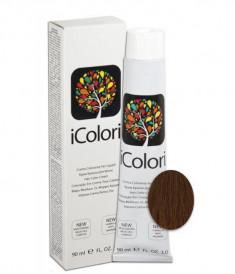 KAYPRO 7.8 краска для волос, блондин шоколад / ICOLORI 100 мл
