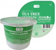 маска моделирующая с чайным деревом la miso tea tree modeling mask