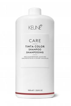 KEUNE Шампунь для окрашенных волос / CARE TINTA COLOR SHAMPOO 1000 мл