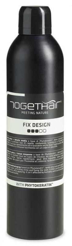 TOGETHAIR Лак-спрей средней фиксации для укладки волос / Finish Concept Fix Design 400 мл