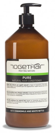 TOGETHAIR Кондиционер ультра-мягкий для ежедневного использования / Pure Conditioner natural hair 1000 мл