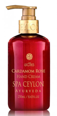 SPA CEYLON Крем для рук Роза и кардамон 250 мл