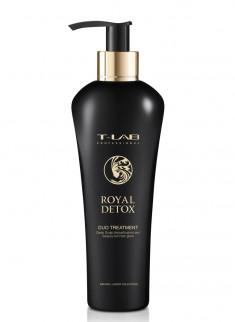 T-LAB PROFESSIONAL Кондиционер для абсолютной гладкости волос / DUO Royal Detox 250 мл