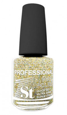 GIORGIO CAPACHINI 67 лак для ногтей, чистое золото / 1-st Professional 16 мл