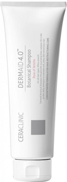 EVAS Шампунь растительный для волос / CERACLINIC Dermaid 4.0 Botanical Shampoo 100 мл