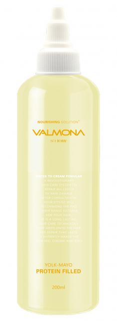 EVAS Маска для волос Питание / VALMONA Yolk-Mayo Protein Filled 200 мл