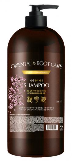 EVAS Шампунь для волос Травы / Pedison Institut-beaute Oriental Root Care Shampoo 750 мл