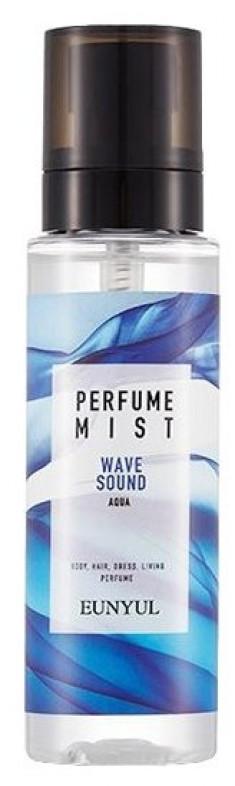 EUNYUL Спрей парфюмированный для тела и волос / Wave Sound 120 мл