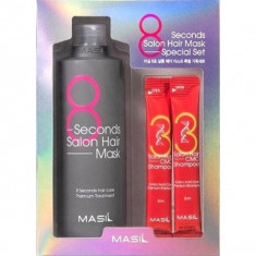 набор для восстановления волос masil 8 seconds salon hair mask set