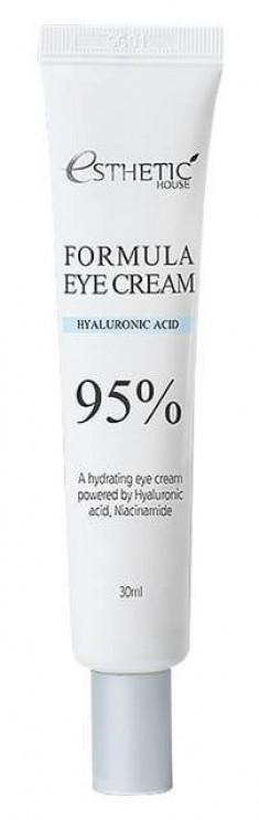 ESTHETIC HOUSE Крем с гиалуроновой кислотой для глаз / Formula Eye Cream Hyaluronic Acid 95% 30 мл