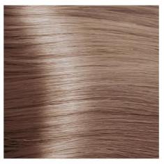 KAPOUS NA 9.12 краска для волос, очень светлый бежевый холодный блонд / Magic Keratin 100 мл