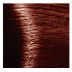 KAPOUS NA 8.45 краска для волос, светлый медно-махагоновый блонд / Magic Keratin 100 мл