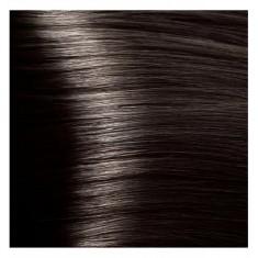 KAPOUS NA 3.0 краска для волос, темно-коричневый / Magic Keratin 100 мл