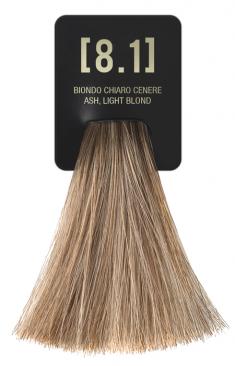 INSIGHT 8.1 краска для волос, пепельный светлый блондин / INCOLOR 100 мл