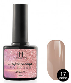 TNL PROFESSIONAL 17 гель-лак для ногтей / Princess color 10 мл