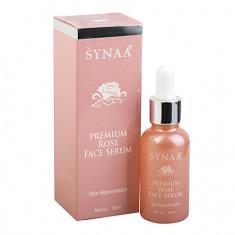 Synaa, Сыворотка для лица Premium Rose, 30 мл