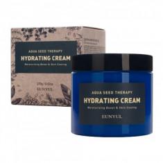увлажняющий крем с экстрактом морского винограда и гиалуроновой кислотой eunyul aqua seed therapy hydrating cream