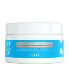 TEFIA Маска увлажняющая для сухих и вьющихся волос / Mycare MOISTURE 250 мл