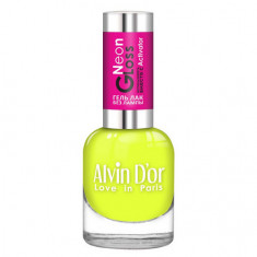 Alvin D'or, Лак-гель Neon Gloss №14