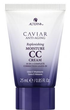ALTERNA СС-крем Комплексная биоревитализация волос / Caviar Anti-Aging Replenishing Moisture CC Cream 25 мл