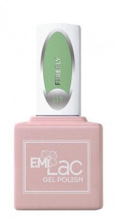 E.MI 119 SD гель-лак для ногтей, Светлячок / E.MiLac 6 мл