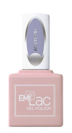 E.MI 117 SD гель-лак для ногтей, Аметист / E.MiLac 6 мл