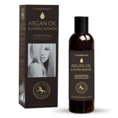 Compliment Argan Oil & Horse Keratin Шампунь для волос 250мл