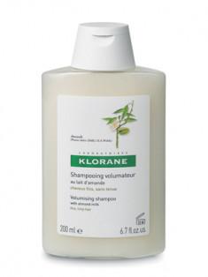 Клоран (Klorane) Шампунь с молочком миндаля 200 мл
