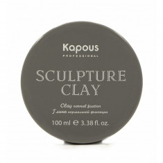 Kapous Глина для укладки волос нормальной фиксации 100мл