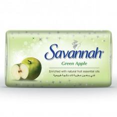 Savannah Мыло туалетное Яблоко 100г