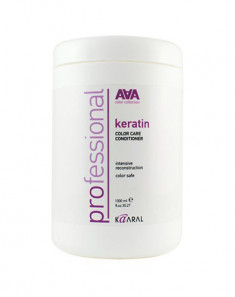 Kaaral AAA Кератиновый кондиционер для восстановления окрашенных и химически обработанных волос 1000мл