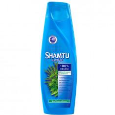 SHAMTU Шампунь Глубокое очищение и свежесть с экстрактами трав 360мл