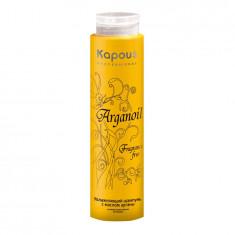 Kapous Arganoil Увлажняющий шампунь для волос с маслом арганы 300 мл