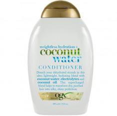 OGX Кондиционер с кокосовой водой Невесомое увлажнение 385 мл
