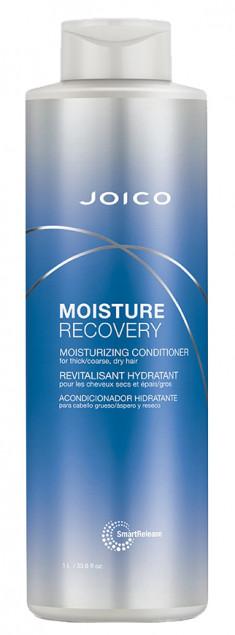 JOICO Кондиционер увлажняющий для плотных/жестких, сухих волос / MOISTURE RECOVERY REFRESH 1000 мл