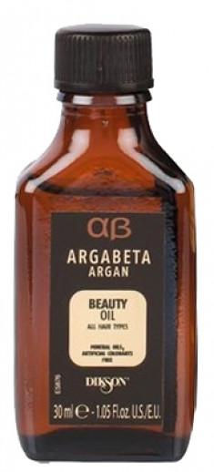 DIKSON Масло с аргановым маслом и бета-кератином для ежедневного использования / ARGABETA Beauty Oil DAILY USE 30 мл