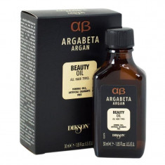 Dikson Beauty Oil Daily Use Масло для ежедневного использования с аргановым маслом и бета-кератином 30мл
