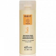Kaaral Purify Reale Восстанавливающий шампунь для поврежденных волос 100мл