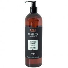 Dikson Shampoo Repair Шампунь для ослабленных и химически обработанных волос с гидролизированными протеинами риса и сои 500мл