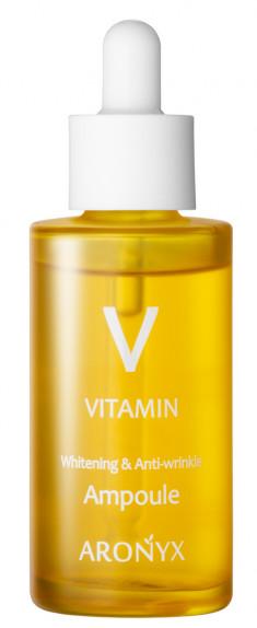 MEDI FLOWER Сыворотка тонизирующая с витамином С / Aronyx 50 мл