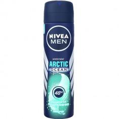 Nivea Men антиперспирант спрей ARCTIC OCEAN 150мл