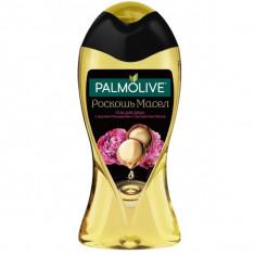 Palmolive Гель для душа Роскошь масел с маслом макадамии и экстрактом пиона 250мл